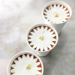 The Prettiest Hot Chocolate In Town Is Back!