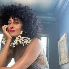 An Ode To Tracee Ellis Ross, The Most Stylish Celebrity Of Quarantine