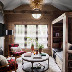 This Todd Snyder-Designed Lodge Makes For The Most Luxurious Rustic Getaway