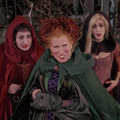 Skyline Drive-In Screening Of 'Hocus Pocus'