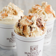 Magnolia Bakery's New Limited-Edition Banana Pudding Flavor Is Too Good To Pass Up