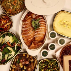 The Fanciest Spots To Order In Thanksgiving Dinner From In NYC
