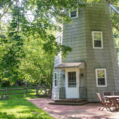 For $11.5M You Can Live In Amagansett's Crazy Small Wind Mill House...