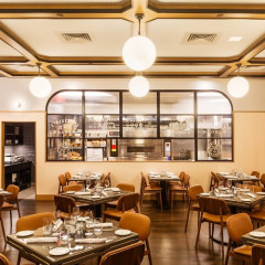The Former Freds At Barneys Chef Is Serving Up The Staples At His New Restaurant