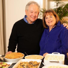 Screw Stuffing! Ina Garten's Making Her Herb & Apple Bread Pudding