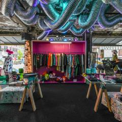 Spruce Up Your Wardrobe At Lizzie Tisch's Holiday Pop-Up Shop