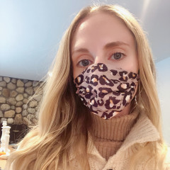 How Cleo Davis-Urman Turned Medical-Grade Masks Into Must-Have Accessories