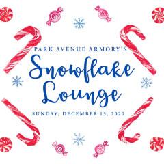 Park Avenue Armory's Snowflake Lounge