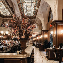 Inside La Grande Boucherie, The Massive New Spot Channeling Belle Époque Paris