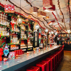 Get Merry At NYC's Most Festive Holiday Bars & Boozy Pop-Ups