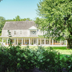 Does It Get Any Prettier Than Candice Bergen's $18 Million Lily Pond Lane Home?