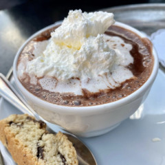 Warm Up With The Tastiest, Fanciest Hot Chocolates In NYC
