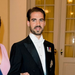 Who Is Prince Philippos of Greece? The NYC Finance Guy Royal & Godson Of Princess Diana Weds