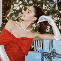 Alexia Maria Has Your Answer To Festive Frocks This Holiday Season