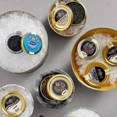 You Deserve A Caviar Tasting Delivered Straight To Your Door