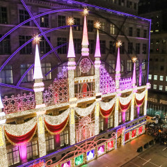 A Look Back At Saks Fifth Avenue's Most Magical Holiday Windows