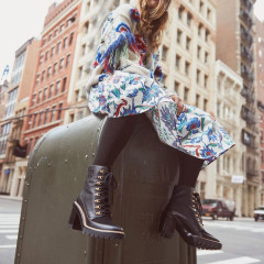 8 Stylish Booties To Sport Around NYC This Winter