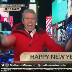Andy Cohen Reaming Bill de Blasio On CNN Is The Perfect Start To The New Year!