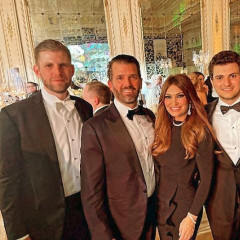 Inside Mar-a-Lago's Maskless, Super-Spreader New Year's Eve Bash With The Trumps