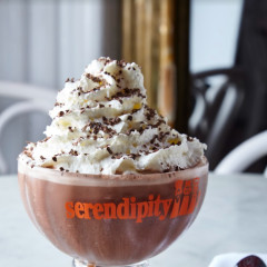 Whip Up Serendipity's Famous Frrrozen Hot Chocolate At Home!