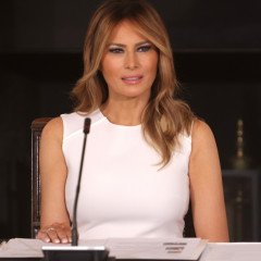 Melania Trump Bravely Asks: Won't Anyone Think Of Poor Me?!