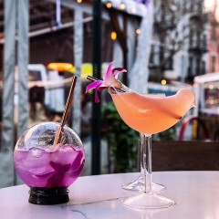 The Best Outdoor Spots To Get A Really Good Cocktail In NYC