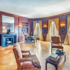 This Gilded Age Mansion Overlooking Central Park Is Worth Every Penny