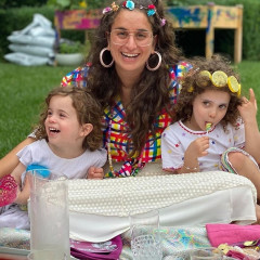 How Colorful CEO & Cool Mom Zara Terez Tisch Is Getting It All Done In Lockdown (Or Not)