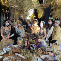 Inside Emily Ratajkowski's Surprise Space-Themed Baby Shower