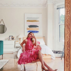 Step Into The Chic, Rose-Colored World Of Boston Fashionista Maeve Stier