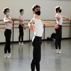 School of American Ballet Virtual Winter Ball