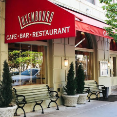 The Hilarious Mistake Behind Cafe Luxembourg's Name