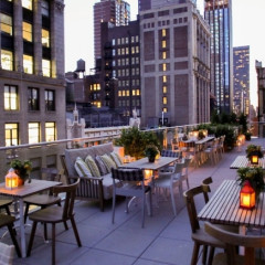 This Rooftop Music Series Is Exactly The Fun Night Out You Need