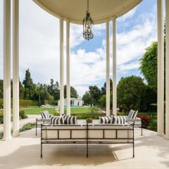 Inside The Hilton Family's $75 Million Bel-Air Estate