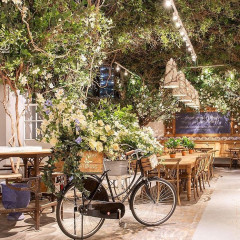 Have You Checked Out The Most Magical New Cafe In NYC?!