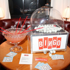 Bingo At The Standard: White Party Edition