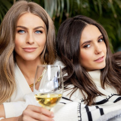 Julianne Hough & Nina Dobrev Spill The Deets On Their New Wellness-Minded Wine Brand