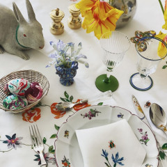 23 Of This Year's Chicest Easter Table Settings