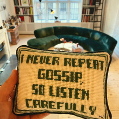 10 Sassy Pillows To Shake Up Your Space