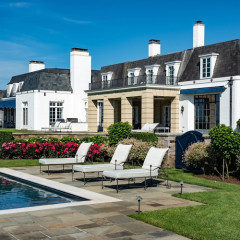 Succession's 'Summer Palace' Is Officially The Most Expensive Home In The Hamptons