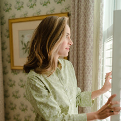 Florals, For Spring?! Julia Berolzheimer's Chic Collection With Lake Pajamas Is This Season's Must-Have