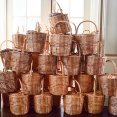 14 Chic Basket Bags To Tote Around Town This Spring