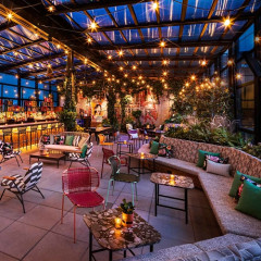 The East Village Is Getting A Colorful New Rooftop Bar!