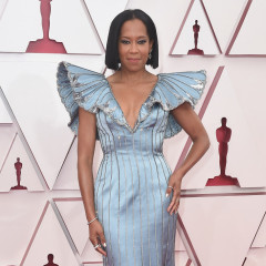 The Red Carpet Is Back! Check Out The Best-Dressed Stars At The 2021 Oscars