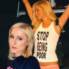 Paris Hilton Never Wore That Viral