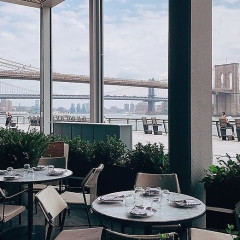 The Best Rainy Day Restaurants With A View