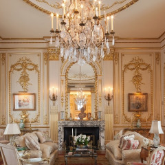 Joan Rivers' Opulent Upper East Side Penthouse Is Seriously Fit For A Queen