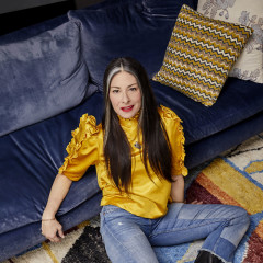 Stacy London Is On A Mission To Give Menopause A Luxe Makeover!