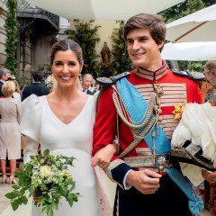 The Count & The Heiress: Inside Europe's First Big Royal Wedding Post-COVID