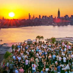 Daybreaker Dance Party At The William Vale Rooftop